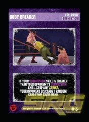 15 - Body Breaker