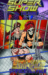 Stipulation Pack – Steel Cage