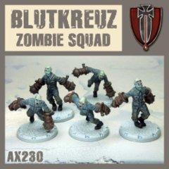 AX230 Blutkreuz Korps Zombie Squad