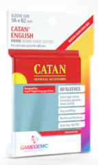 PRIME Catan-Sized Sleeves 56 x 82 mm