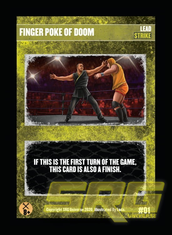 01 - Finger Poke Of Doom