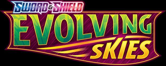 Pokemon: Sword & Shield - Evolving Skies Booster Box