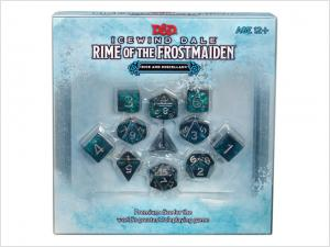 D&D 5th Edition: Icewind Dale - Dice & Miscellany