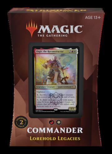 Strixhaven Commander Deck: Lorehold Legacies