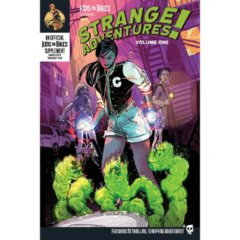Kids on Bikes: Strange Adventures! Vol. 1