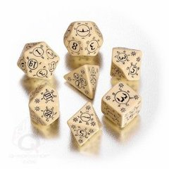 Rise of Runelords Pathfinder 7 Dice Set