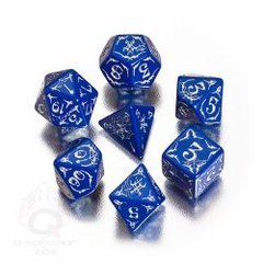 Second Darkness Pathfinder 7 Dice Set