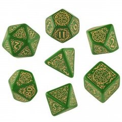 Jade Regent Pathfinder 7 Dice Set