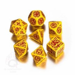 Legacy of Fire Pathfinder 7 Dice Set