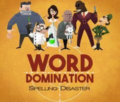 Word Domination: Spelling Disaster