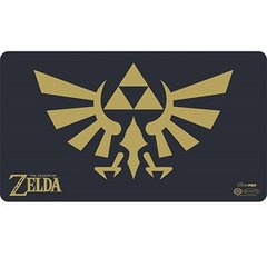 Ultra Pro - The Legend of Zelda: Black & Gold Play Mat