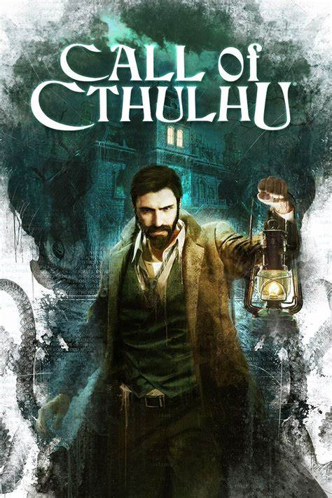 Call of Cthulhu Oct 16th @4pm
