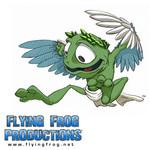 Flying-frog-logo