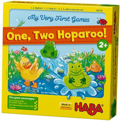 My Very First Games: One, Two Hoparoo!