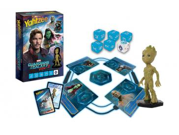 Yahtzee: Guardians of the Galaxy 2