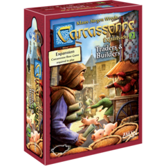 Carcassonne: Expansion 2- Traders & Builders