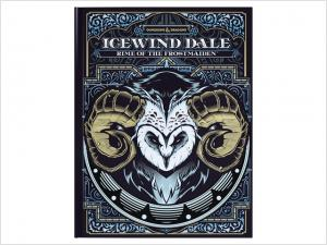 D&D 5th Edition: Icewind Dale- Rime of the Frostmaiden (Special Cover)
