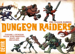 Dungeon Raiders (2nd Ed)