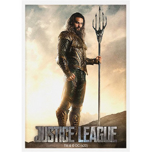 Dragon Shield Matte 100- Justice League- Aquaman