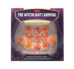 The Witchlight Carnival Dice & Miscellany