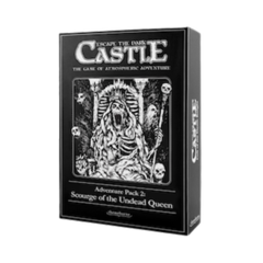 Escape the Dark Castle: Adventure Pack 2 Scourge of the Undead Queen