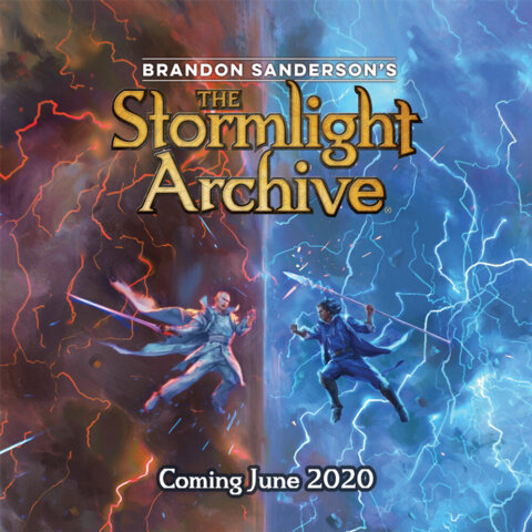 Call to Adventure: The Stormlight Archive