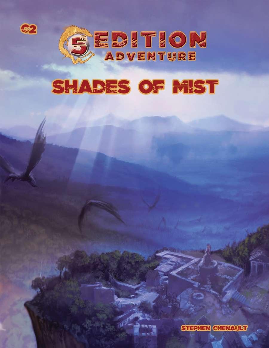 Cnc C2: Shades of Mist