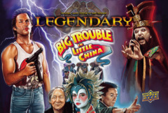 Legendary DBG Encounters: Big Trouble In Little China Deck Building Game