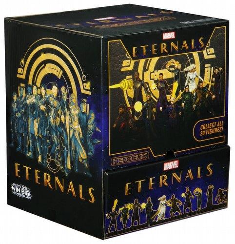 Marvel HeroClix:The Eternals Movie Countertop Display
