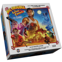 Big Trouble in Little China The Game