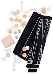 Backgammon & Checkers Travel Set