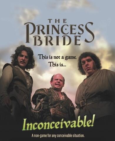 The Princess Bride: Inconceivable!