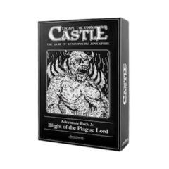 Escape the Dark Castle: Adventure Pack 3 Blight of the Plague Lord