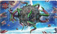Star Realms Infested Moon Playmat