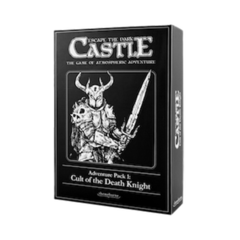 Escape the Dark Castle: Adventure Pack 1 Cult of the Death Knight