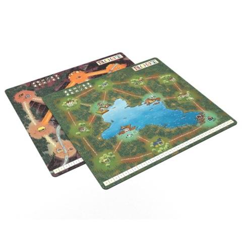 Root: Playmat - Mountain/Lake