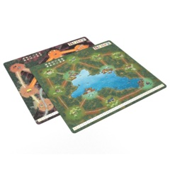 Root: Playmat - Mountain/Lake