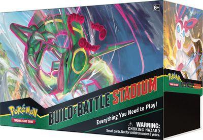 Pokemon: Sword & Shield - Evolving Skies Build & Battle Stadium