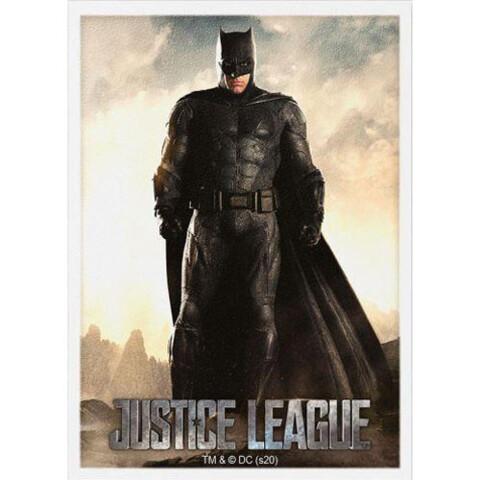 Dragon Shield Matte 100- Justice League- Batman