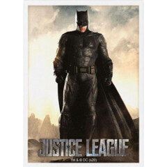 Dragon Shield Matte 100- Justice League- Batman