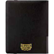 Dragon Shield: Card Codex 360 Portfolio - Black