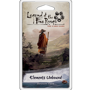 Legend of the Five Rings LCG: Elements Unbound Dynasty Pack