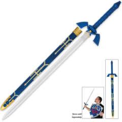 Zelda Link Sword with Sheath