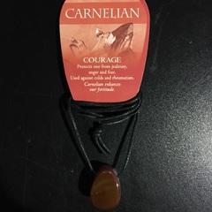 Carnelian Stone Pendant