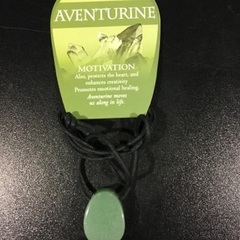 Aventurine Stone Pendant