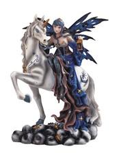 Moon Fairy with Unicorn