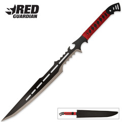 Red Guardian Tactical Blade