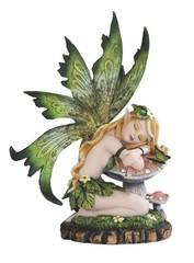 Green Sleeping Fairy 91695