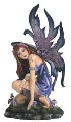 Purple Fairy with Orb