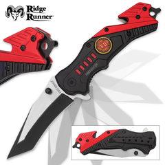 $18.97 Firefighter Red PK RR684